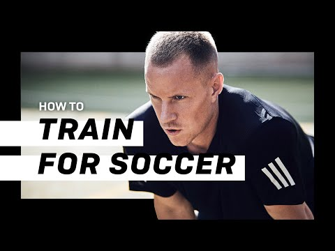 Train for soccer with Marc-André ter Stegen | Freeletics How to
