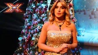 Оксана Марченко поздравила зрителей СТБ с новогодними праздниками