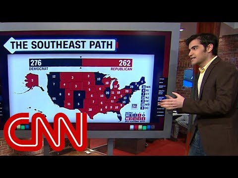 How Democrats can get 270 electoral votes in 2020 | Harry En