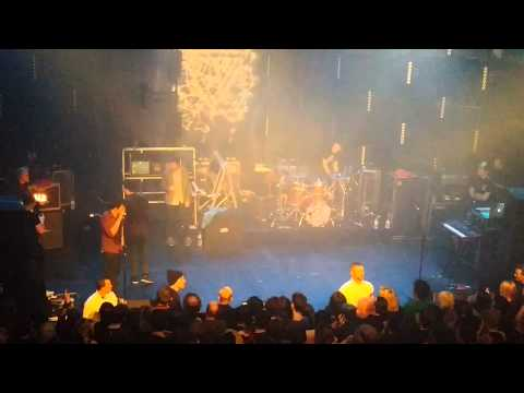 Enter Shikari - Constellations / Happy Birthday Rou / Slipshod Live Kingston 18 Jan 2015