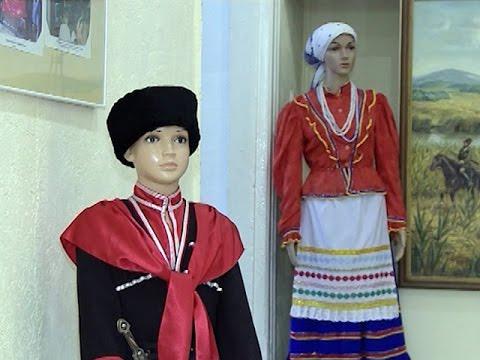 В Старотитаровской показали предметы казачьего быта