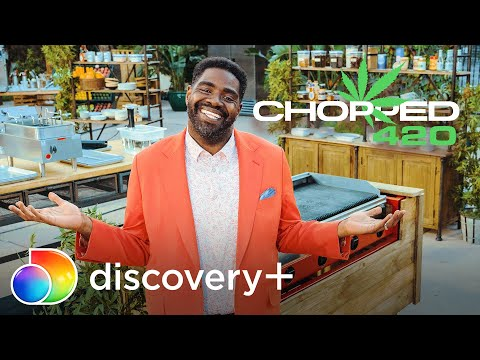 Chopped 420 | Now Streaming on discovery+