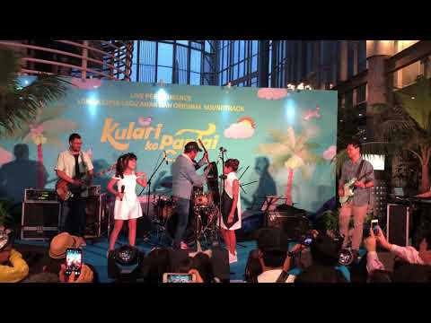 "This Is My Holiday By Glen Fredly Ft. Maisha Kanna & Lil'li Latisha (Gala Premier ""Kulari Ke Pantai"""
