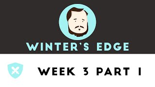DND 5E - Winter's Edge - Episode 3, Part 1&2 - Communications Issue