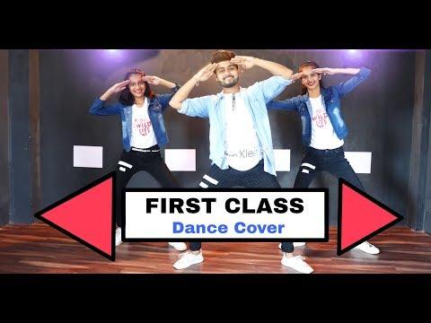 First Class | Dance Choreography | Manish , Shanvi & Ritika