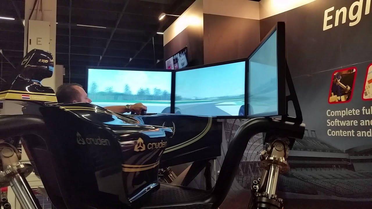 formel 1 racing simulator amazing cruden youtube. Black Bedroom Furniture Sets. Home Design Ideas