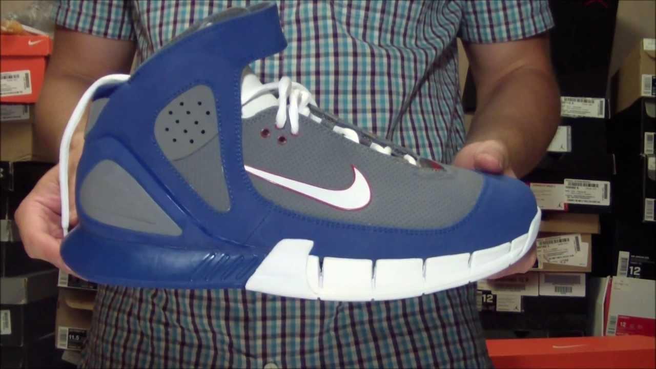 abafd692b5aee Nike Huarache 2k5 All-Stars - YouTube