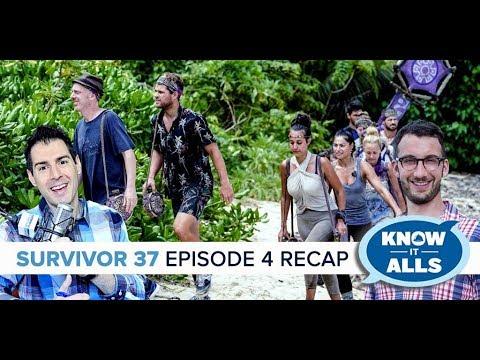 Survivor Know-It-Alls | David vs. Goliath Ep 4 Recap LIVE 9:15e/6:15p