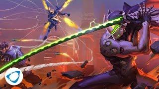 Overwatch Gameplay Türkçe - Genji Kılıcı Çıkardı #44