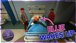 NoPixel ELLIE WAKES UP, RYAN EXECUTED, NINO'S TRUCK HEIST | GTA 5 RP Funny Moments/Highlights 109