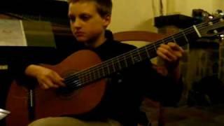 Valse Guitare classique
