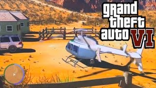 GTA 6 - GAMEPLAY IMAGES LEAKED?! GTA 6 RUMORS (GTA 5 ONLINE)