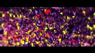 Fil de llum... la llum del Barça