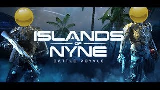 [LIVE] 【超最新作】Islands of Nyne: Battle Royale【近未来バトルロワイヤルFPS】