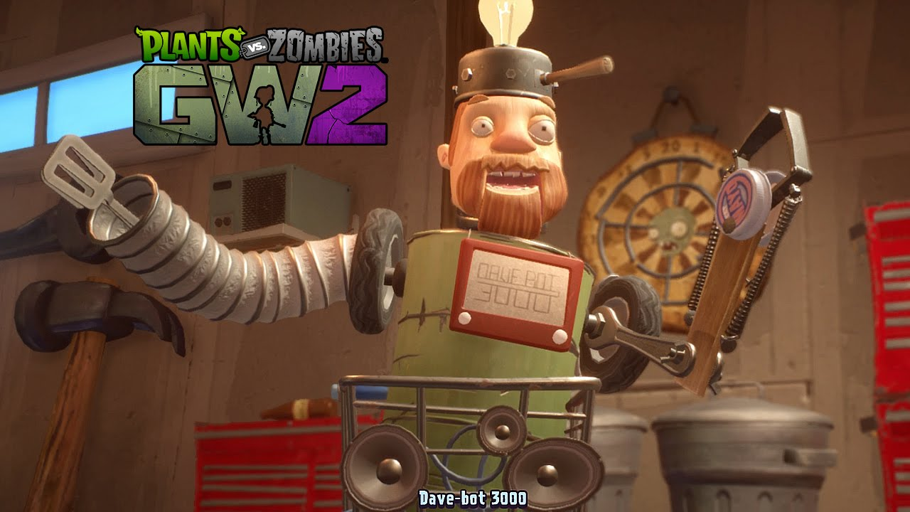 Plants Vs. Zombies: Garden Warfare 2 - SECRET PLAN SHOES [Quest 2 of ...