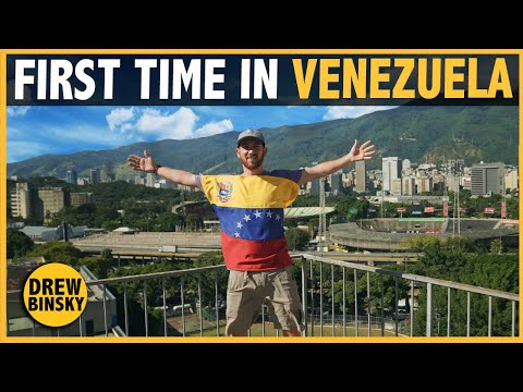 My First Impressions of VENEZUELA 🇻🇪 (I MADE IT)