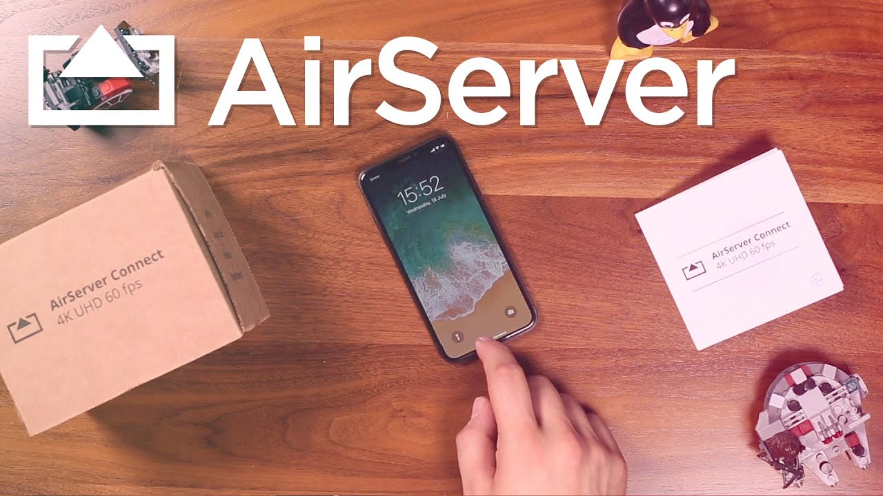 How to screen mirror your iPhone to AirServer Connect