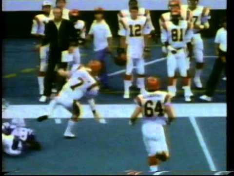 Seattle Seahawks vs Denver Broncos (Part 1) - 1987