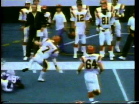 Seattle Seahawks vs Denver Broncos (Part 1) - 1987