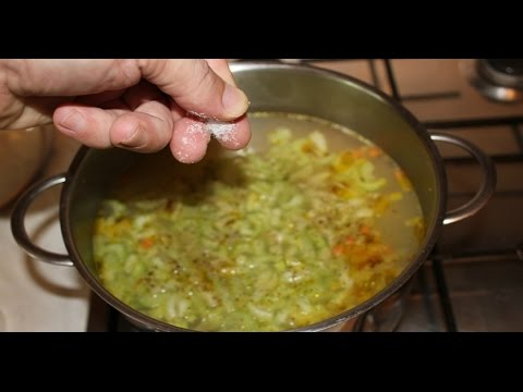 Как убрать остроту в супе харчо