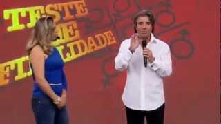 Repeat youtube video Teste de Fidelidade 06/04/13 - Completo - João Kléber - Rede TV