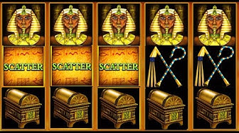 Rise of Ra Slot Machine Super Big Win