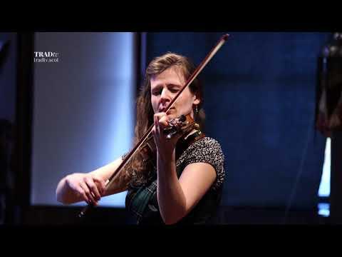 Mari Black performs live at the Glenfiddich Fiddle Championship Celebration at Blair Castle