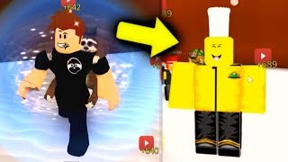 ROBLOX YOUTUBER SIMULATOR! *BECOMING TOFUU AND POKE*