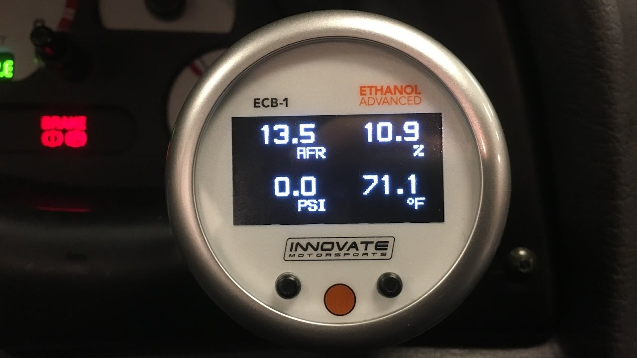 Innovate Ecb 1 Install On A Turbo New Edge Mustang Youtube Innovative Wideband Wiring