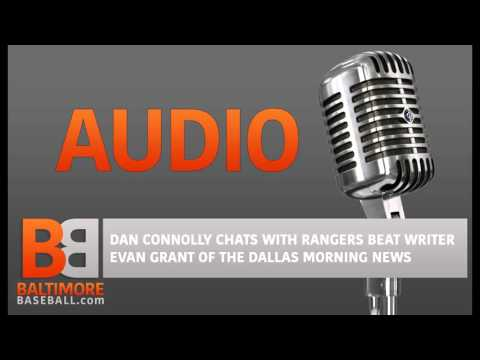 Around the Beat: Dan Connolly chats with Rangers beat writer Evan Grant