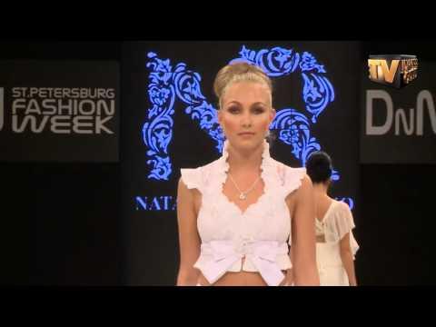 Natalia Rodionenko, DnN St Petersburg Fashion Week, 7 апреля 2013, Dress Code TV, Full Show