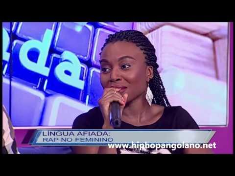 Debate 'Rap Feminino' com Miss Skills, Vanda, K Pinha e Naice Zulu (2ª Parte)