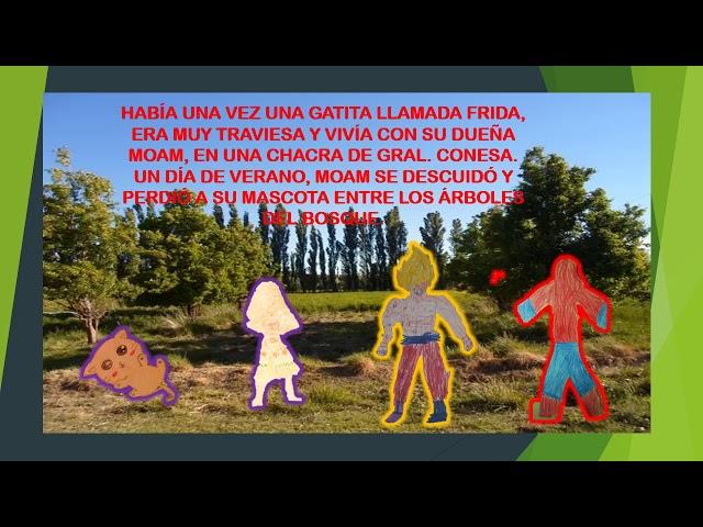 ARodarEnCasa - Los super amigos Escuela Primaria 9