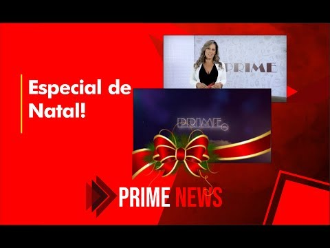 Prime News Especial de Natal