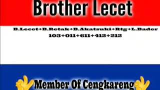 BROTHER LECET 103