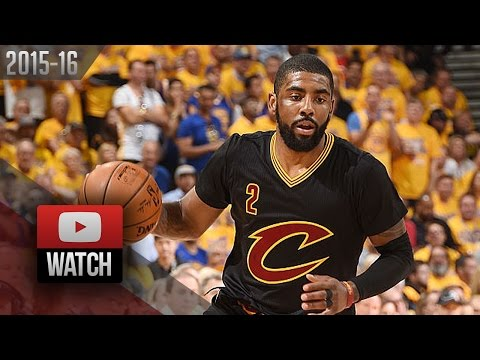 Kyrie Irving Full Game 5 Highlights at Warriors 2016 Finals - 41 Pts, 6 Ast, BALLING!