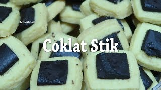 Recipe How to Make Cookies Chocolate Stick Special