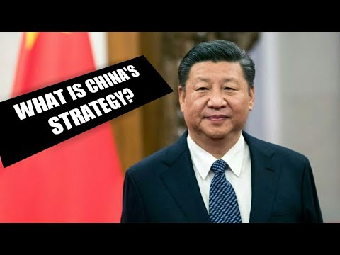What is China's strategy and string of pearls !?
