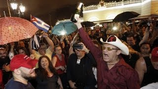 Little Havana reacts to Fidel Castro