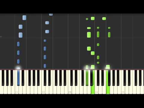 back number - Takane no Hanakosan [PIANO]
