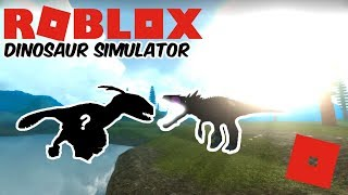 Roblox Dinosaur Simulator - Gliding God Remodel! (Omnipotent Being Of DS)