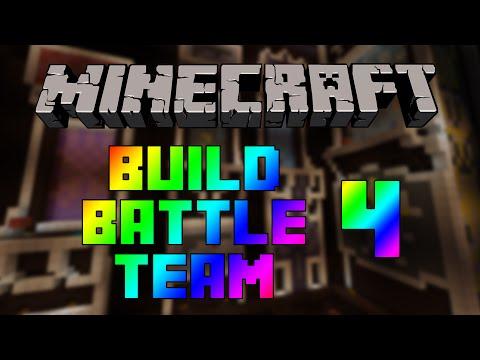 Mini-Jeu Hypixel : Build Battle Team 4 : Labyrinthe & Elvis