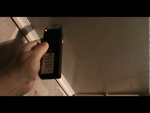 Как найти электрическую коробку в стене