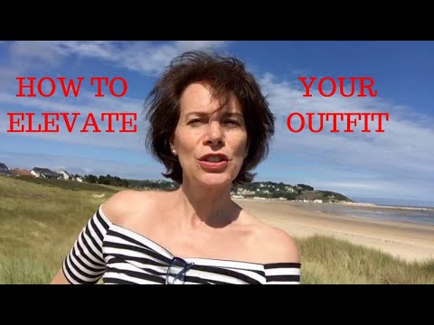 Livestream - Elevate Your Outfit with White Trousers & Jeans - French Chic