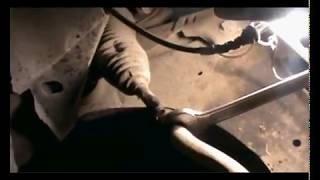 Как легко поменять рулевые тяги на Рено Флюенс и не только