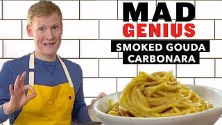 How To Make Indulgent Carbonara At Home | Mad Genius