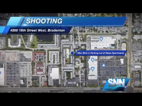 Snn: Man Shot Outside Bradenton Apartment Complex