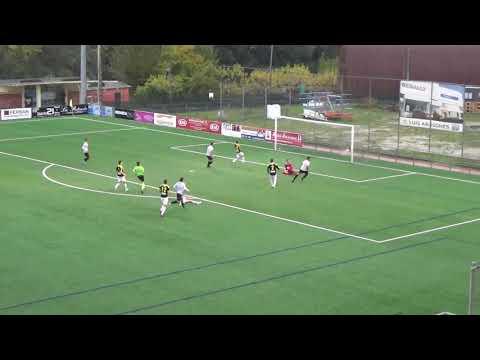 Goles Ourense CF 5 CD Ribadumia 0 jornada 11 Tercera Galicia