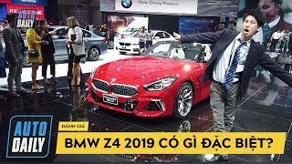 Đánh giá nhanh BMW Z4 2019: HỚP HỒN phái đẹp |2019 BMW Z4 Review| |BIMS 2019|