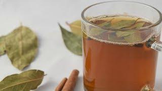 Чай из КОРИЦЫ и лаврового листа ПОМОЖЕТ ПОХУДЕТЬ!